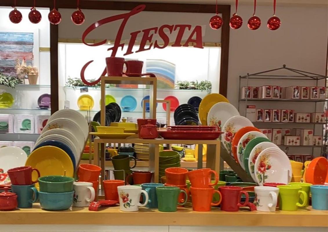 Fiestaware 5 Piece Place Settings ONLY $31.76 (Reg. $59) at Wayfair.