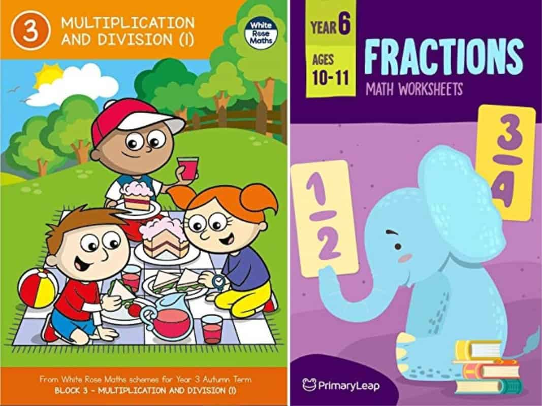 FREE Homeschooling eBooks for Math on Amazon – Spread the Word!