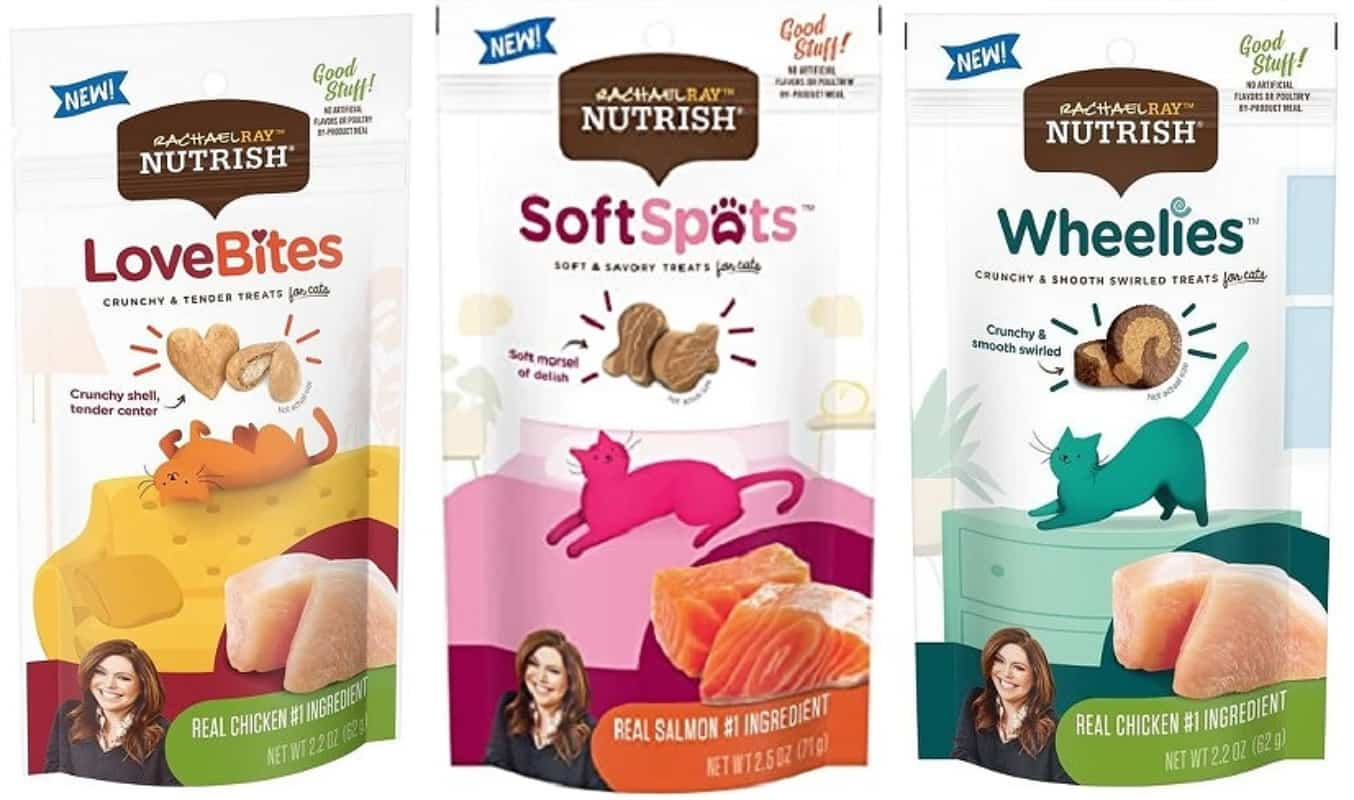 FREE Rachael Ray Cat Treats at Target After Cash Back