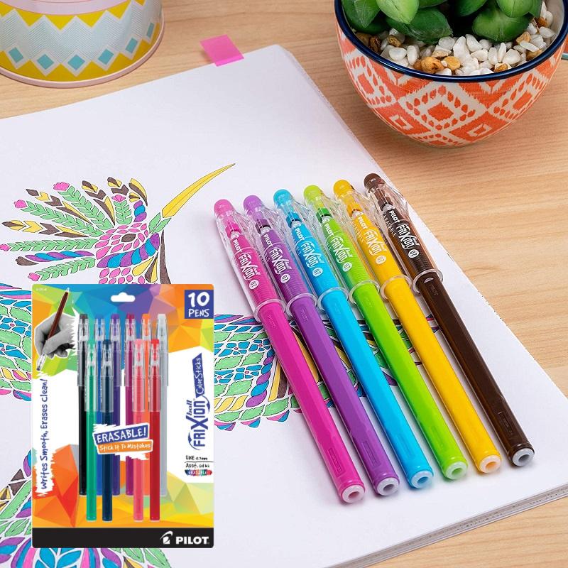 Frixion Erasable Gel Pens 10-pk JUST $5 on Amazon (Reg. $18.25!) *EXPIRED*