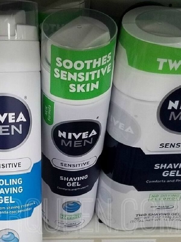 Nivea Shave Foam & Gel as Low as 17¢ Each at Walgreens After Rewards (Reg. $4.29!)