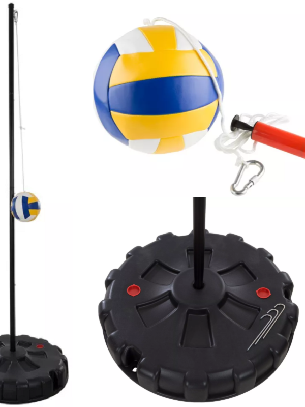 Portable Teatherball Game Set