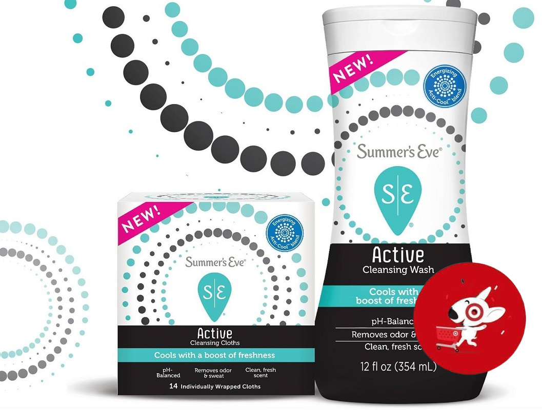 Summer's Eve Products as Low as 50¢ at Target
