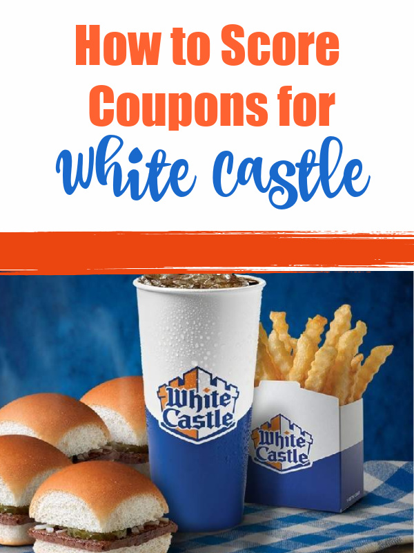 coupons for white castle