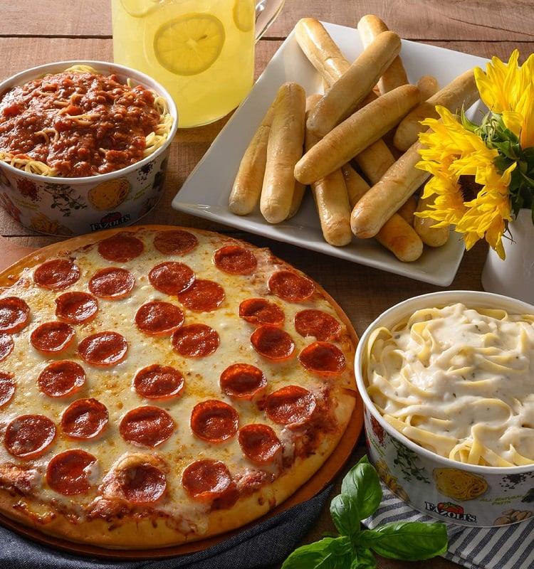 Fazolis Super Family Meal