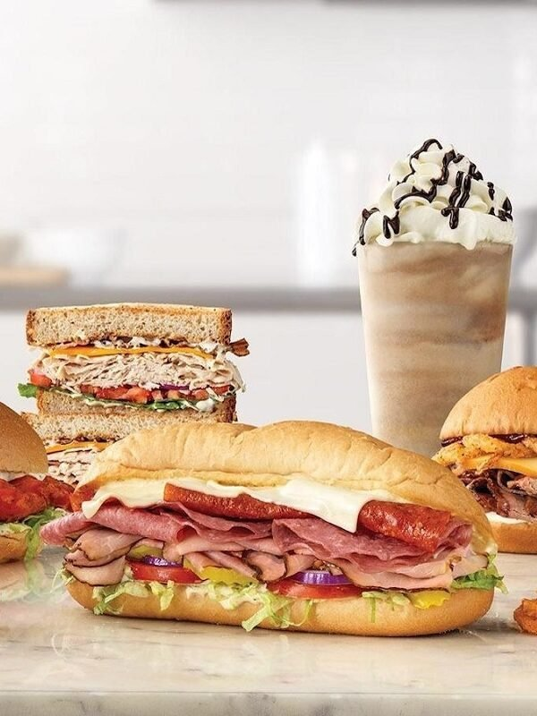 Arbys Meal 40% Off