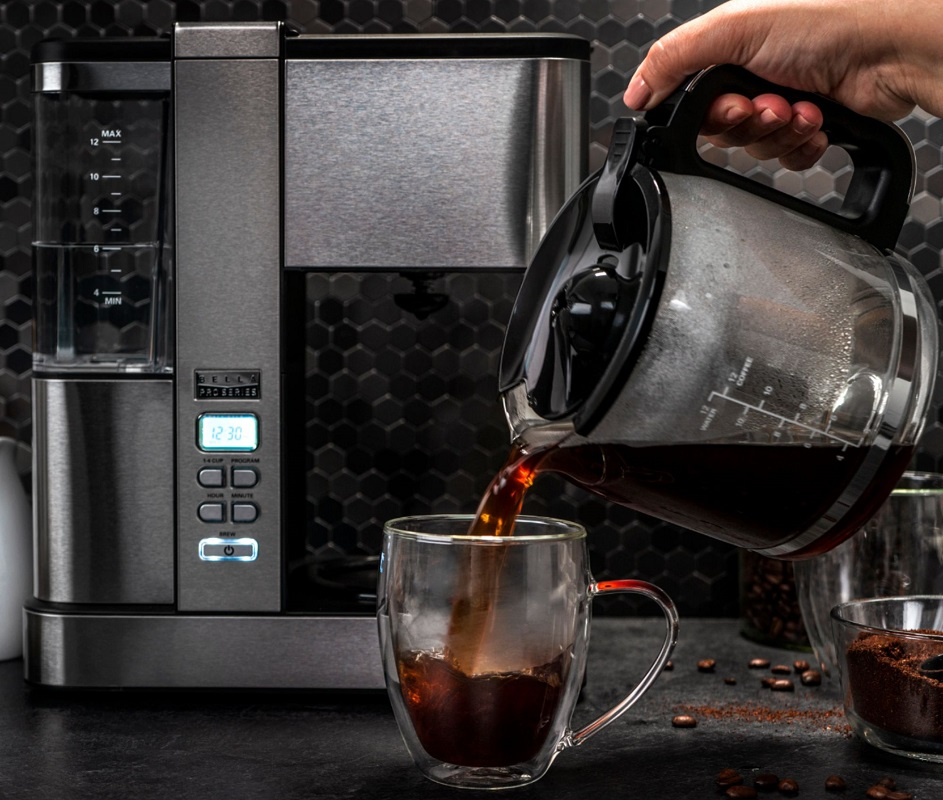 Bella Pro Series 12 Cup Coffee Maker
