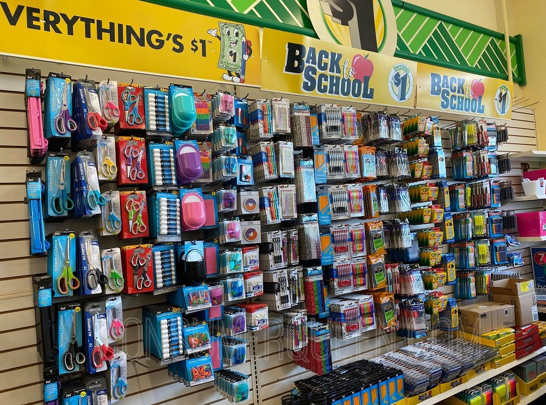 Back to School at Dollar Tree – What NOT to Buy!