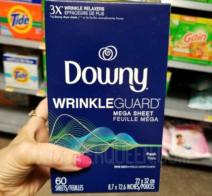 Downy Wrinkle Guard