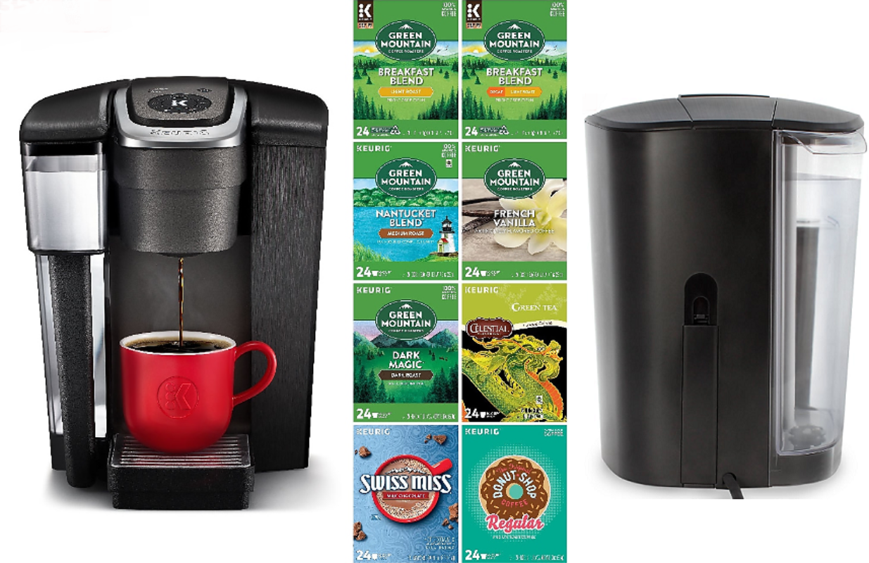 Keurig Coffee Maker & 192ct. Pods ONLY $179.99 – Ships Free (Reg. $280)