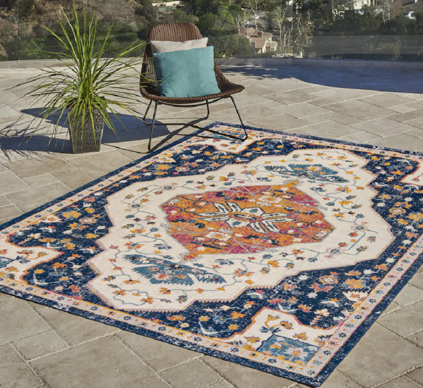 Outdoor Rugs at Kohls