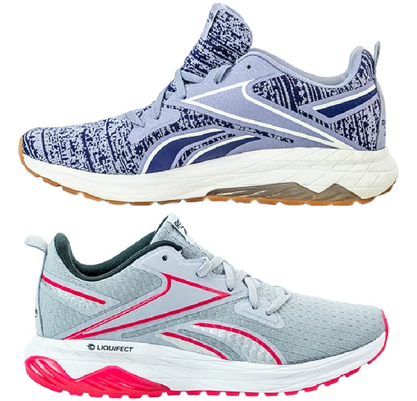 Reebok Women's Liquifect Running Shoes $39.99 – Ships Free (Reg. $80!)