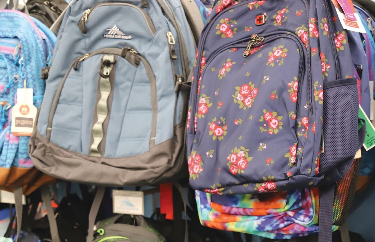 school backpacks staples