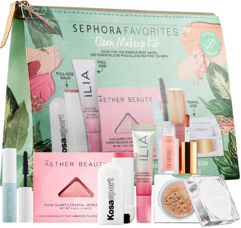 Sephora Clean Makeup Set ONLY $29 + FREE Shipping & CC+ Cream!