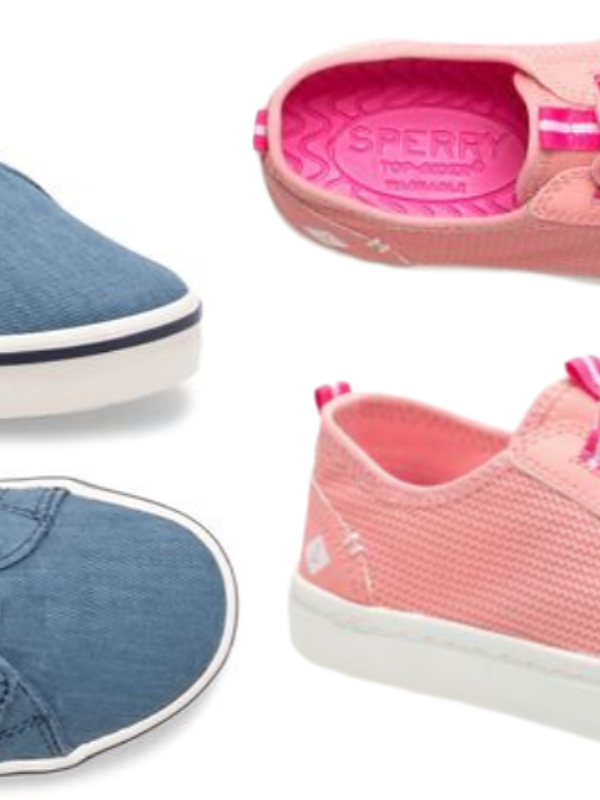 Sperry Shoes at Stride Rite
