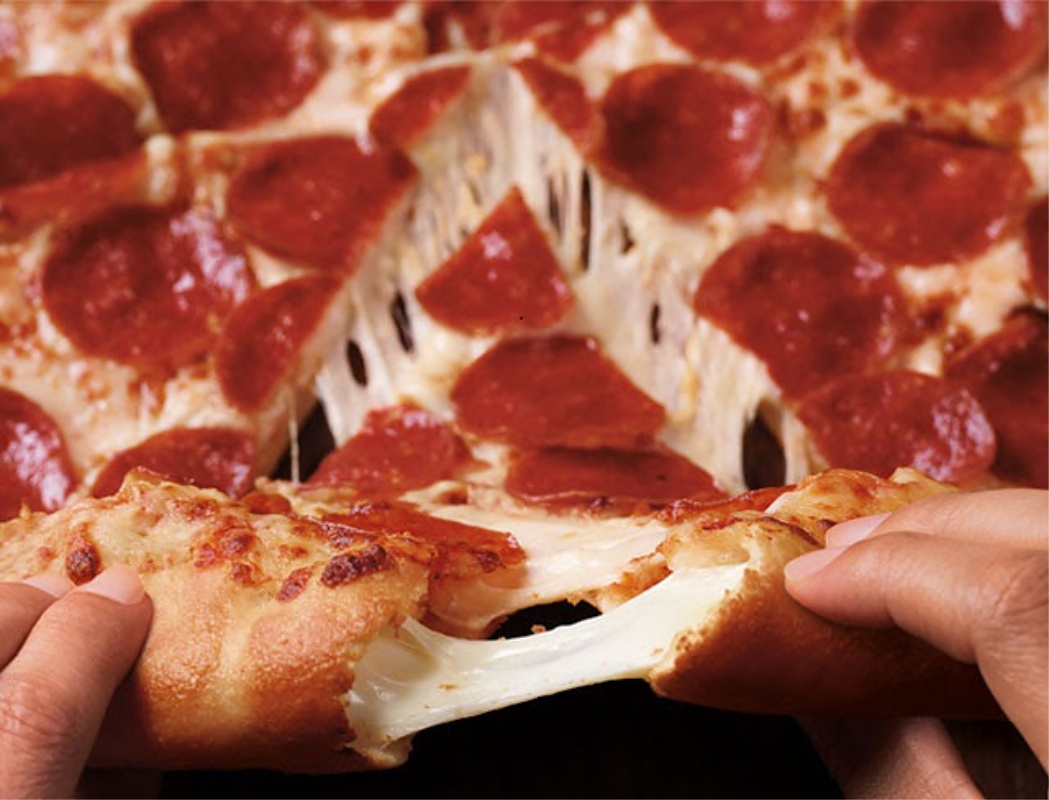 Stuffed Crust Large 3-Topping Pizza