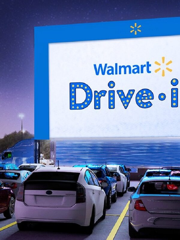 Walmart Converting 160 Locations into Drive-in Movie Theaters!