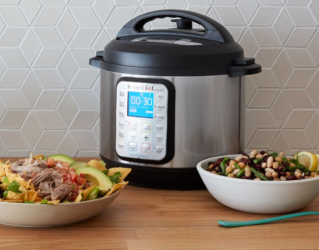 6 Quart WiFi Smart Instant Pot