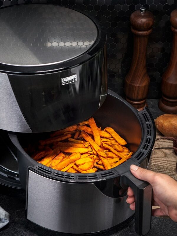 Bella 8 Quart Digital Air Fryer