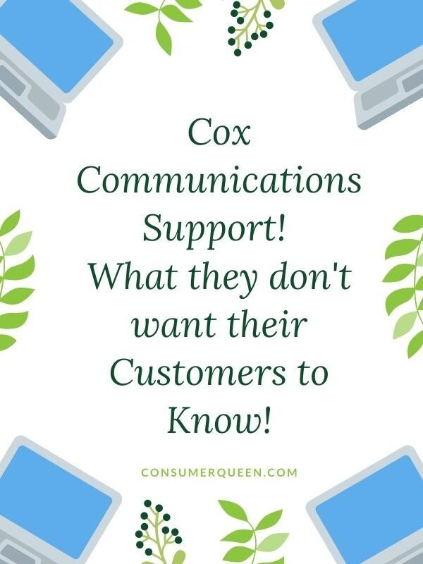 Cox Support: What You Need to Know!