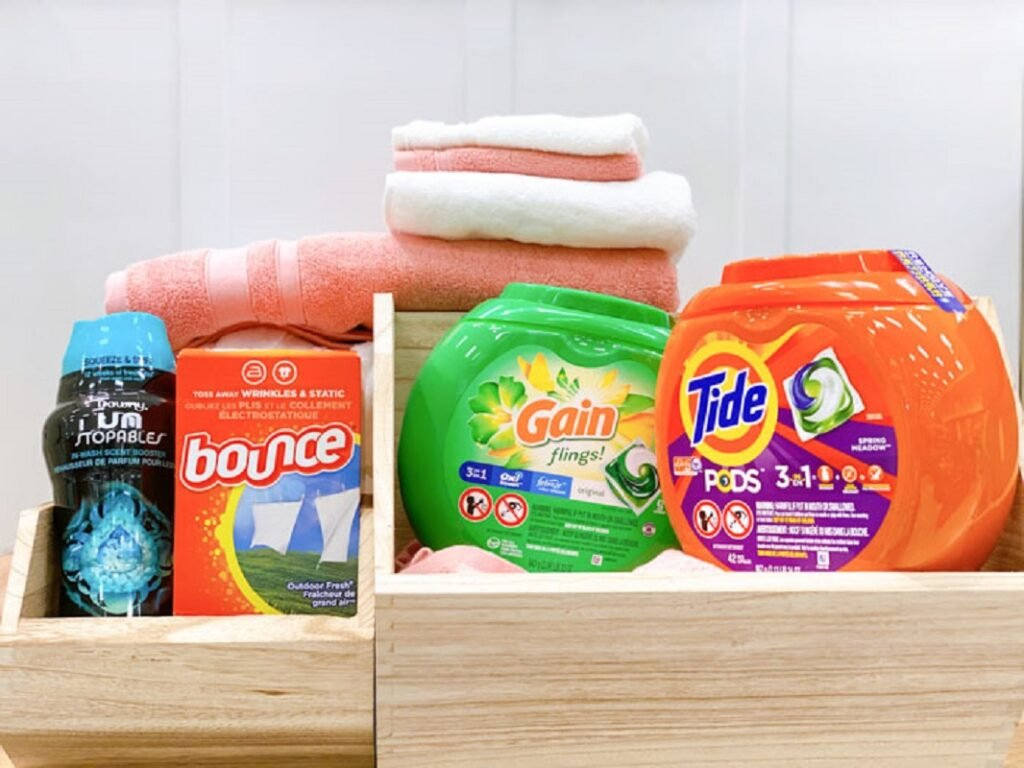 Target P&G Laundry Care