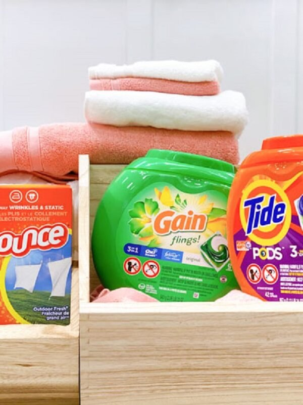 Target Laundry and Fabric Care Savings!