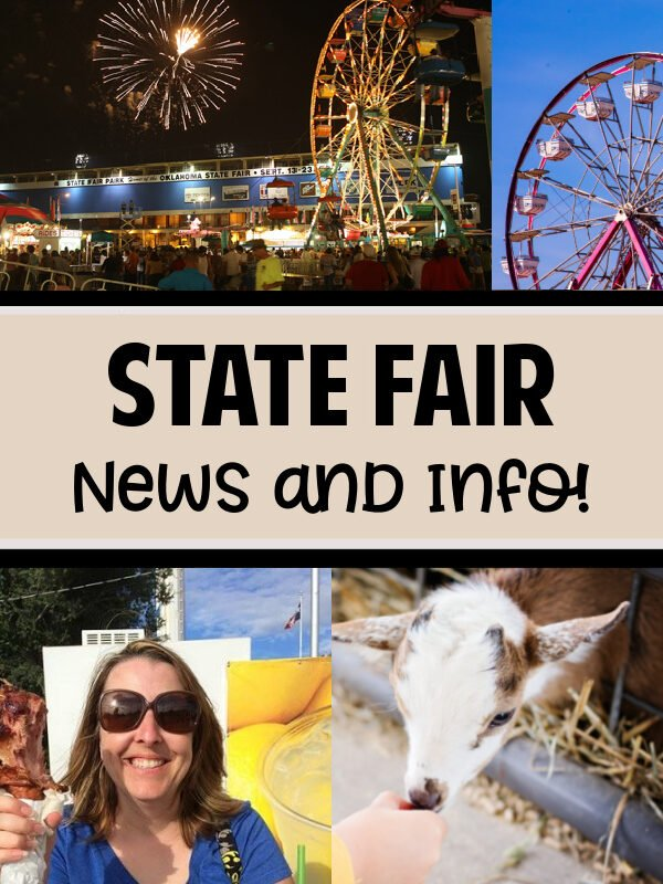State Fair Foods Event Coming Up!