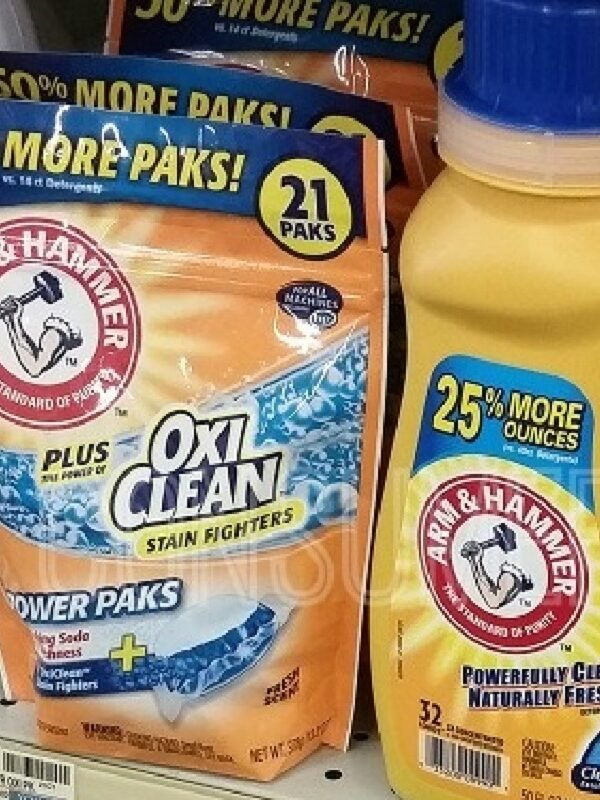 Arm & Hammer Power Paks ONLY $1.95 at Dollar General (Reg. $5!)