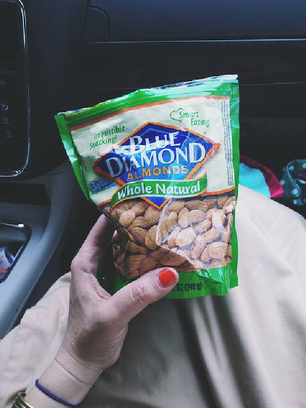 Blue Diamond Snack Almonds as Low as $3.22 at Walmart After Cash Back (Reg. $6.72!)