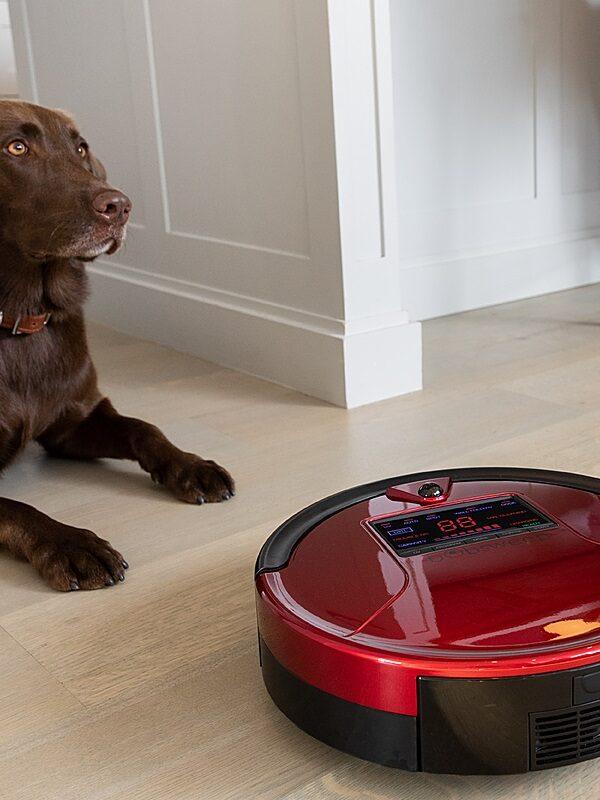 bObsweep PetHair Robot Vacuum & Mop
