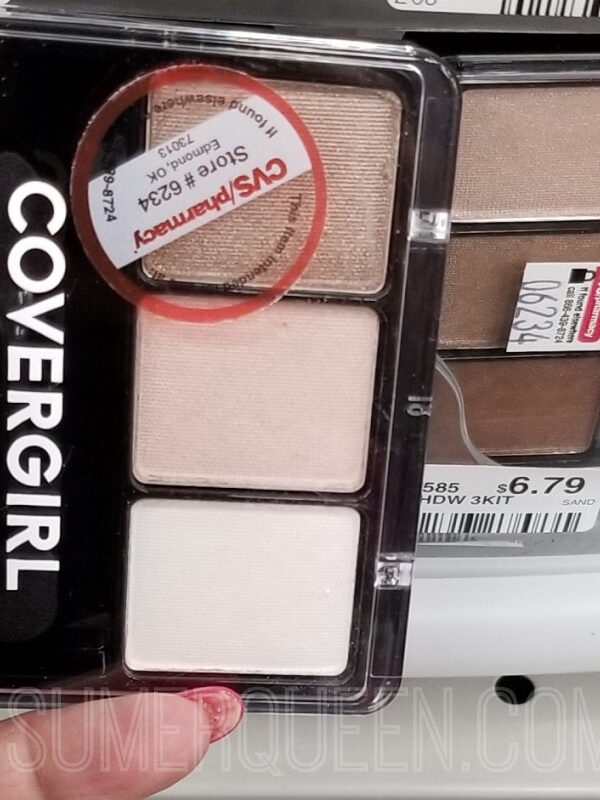 Cheap CoverGirl at CVS After Rewards This Week (Free – 79¢!)