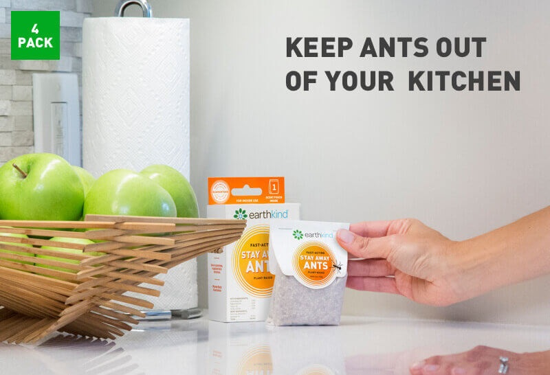 Earthkind Ant Prevention