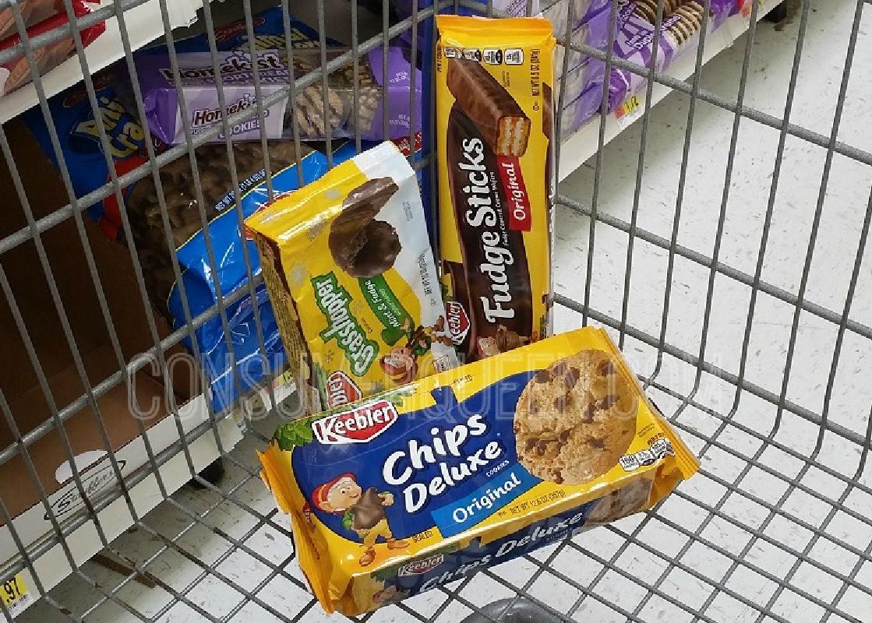 Keebler Cookies as Low as $1.06 at Walmart After Cash Back!