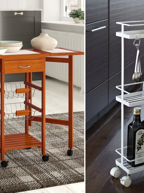 Kitchen Rolling Carts
