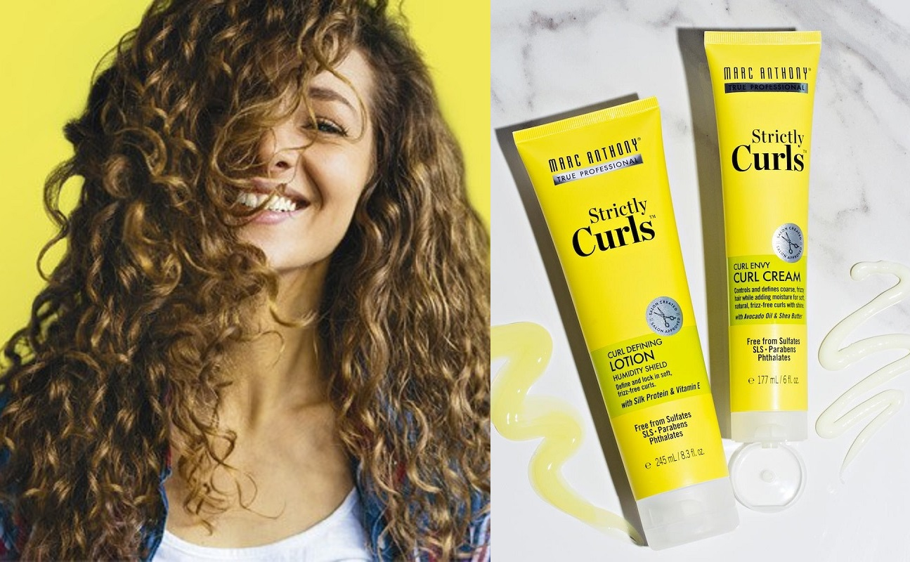 Marc Anthony Strictly Curls – Request Your FREE Sample Now!