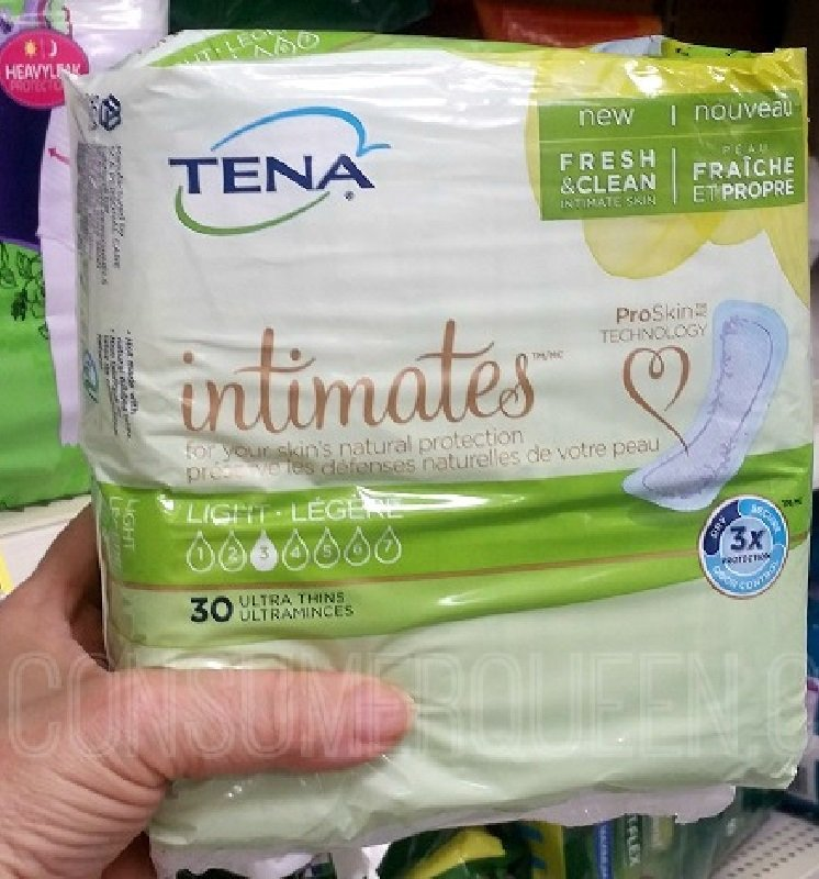 Free Tena Intimates Sample Kit – Choose From Two!