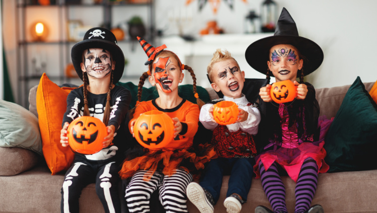 Clever Ways to Trick or Treat This Halloween