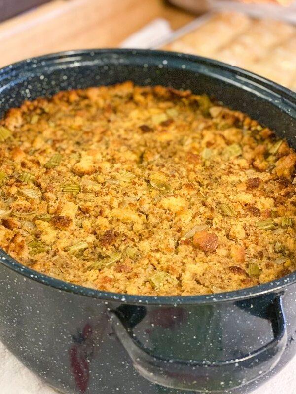 Grandma's Homemade Thanksgiving Dressing Recipe