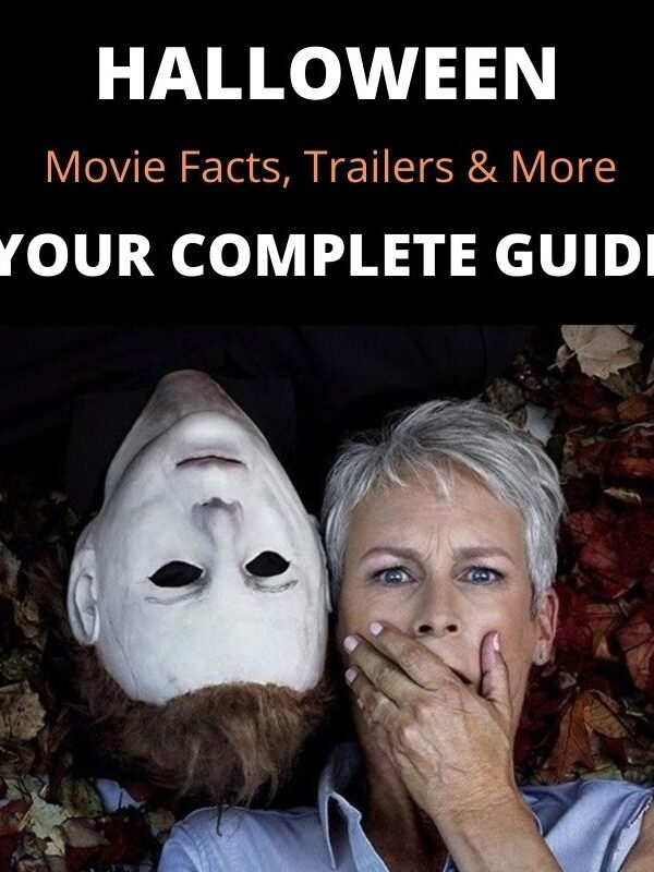 Halloween Movie with Jamie Lee Curtis