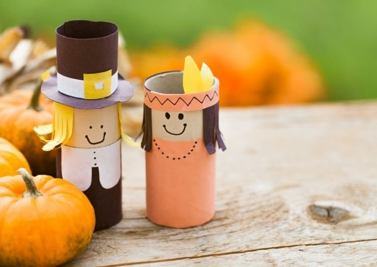Why Thanksgiving is Celebrated - The Pilgrims