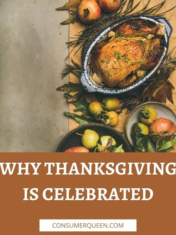 why thanksgiving is celebrated
