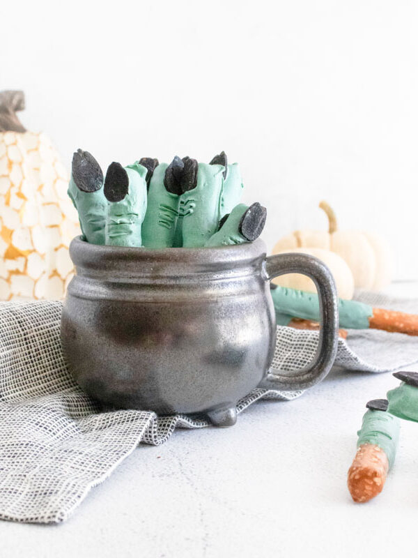 Halloween Witch Fingers Recipe