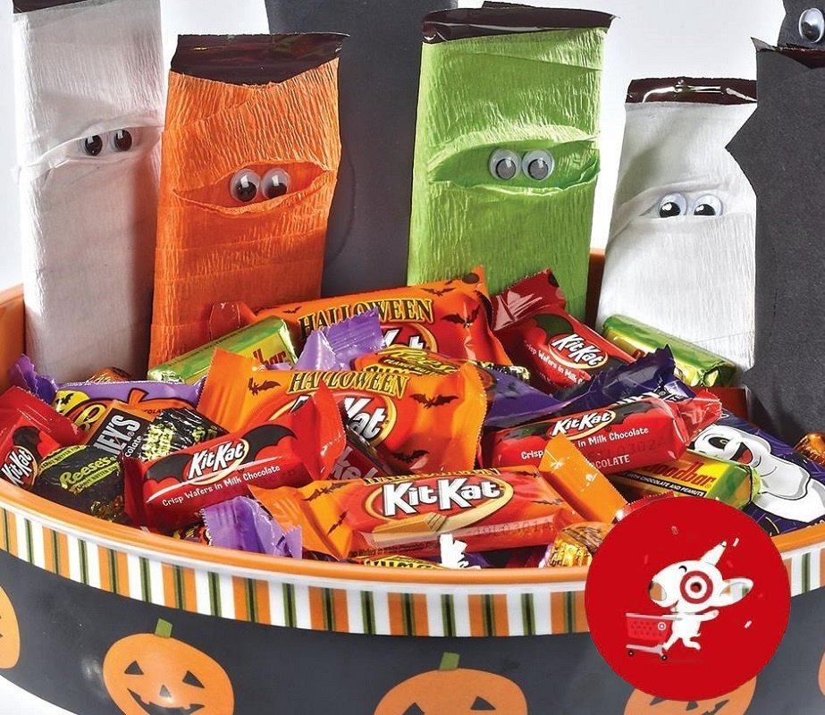 Big Halloween Candy Bags (up to 5-lbs) Only $6.31 + FREE Shipping for REDcard Holders (Reg. $9.99!)