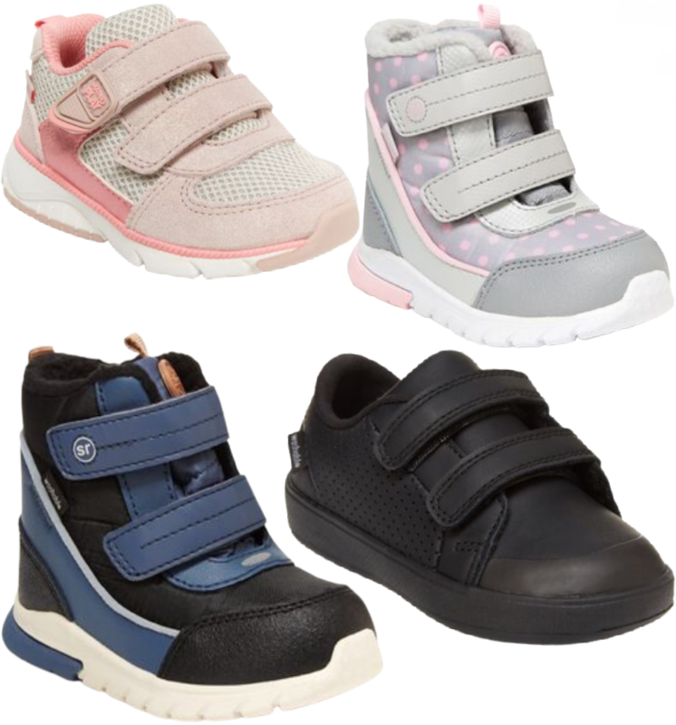 Stride Rite Made2Play 5 Star Rated Shoes 50% Off – Starting at $25!