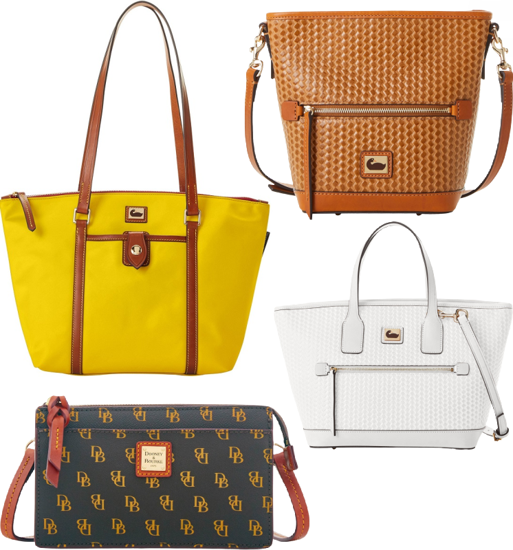 Dooney & Bourke Handbags 60% Off + Free Shipping!