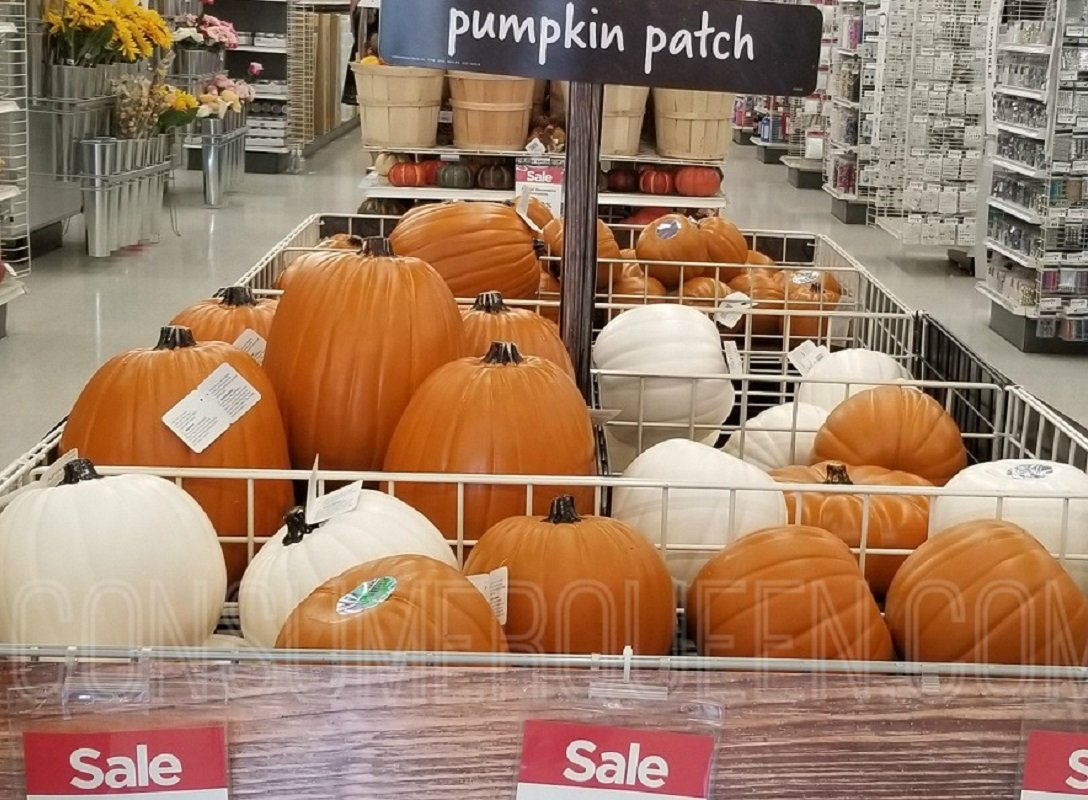 Craft Pumpkins 60% Off at Michaels – as Low as $3.99!