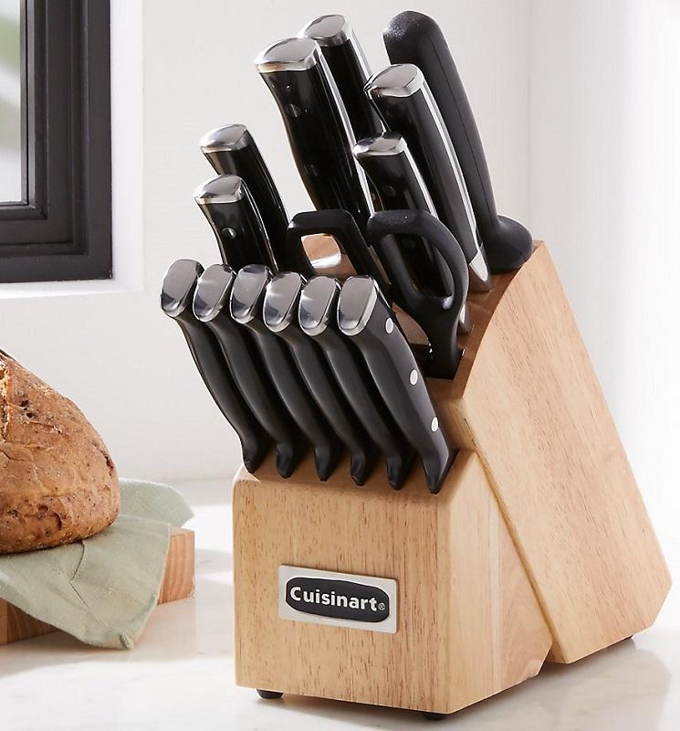 Cuisinart 15 Piece Knife Set
