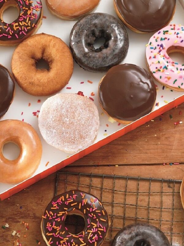 FREE Classic Donut w/Any Hot Coffee Purchase at Dunkin'