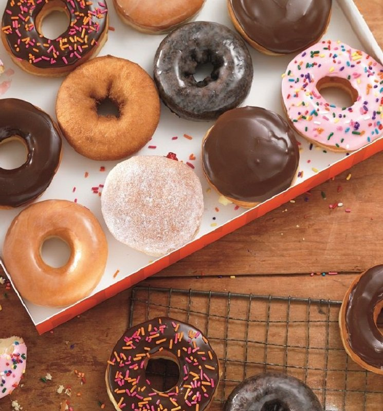 Free Classic Donut at Dunkin