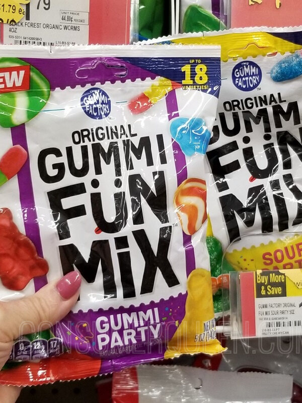 Gummi FunMix Candy Just 99¢ at Walgreens This Week!